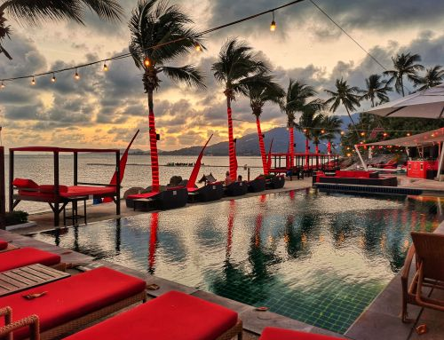 Koh Samui (1): Welcome to Beach Republic