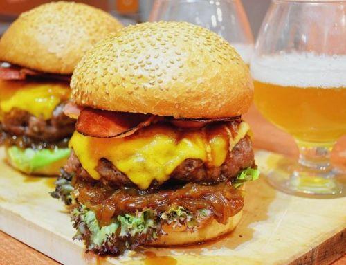 Rețetă: Burger de vită, varianta homemade